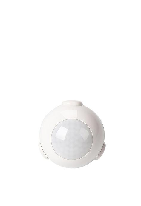 UKGPro UKGPro - 智能PIR移動感應器(WiFi), 傳感器人體移動響警報WiFi智能無線安裝電池量通知安防遙控手機APP遠程監控門口露台陽台樓梯紅紅外偵測探測發出警報智能聯動其它智能設備開關電燈電視(U-PD01W
