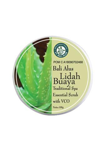 Bali Alus Bali Alus Lulur Spa Cream 100 gr Lidah Buaya (set of 3) 27F8DESD216463GS_1