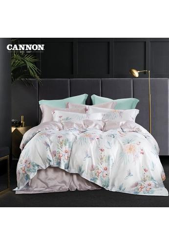 CANNON CANNON Ashton - Savaina (Quilt Cover Set). 68BC3HLA3C8FCDGS_1