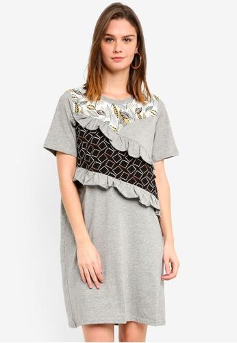 91ad8e2e56b2 Buy Haute Kelly Nam Kyu Dress Online on ZALORA Singapore