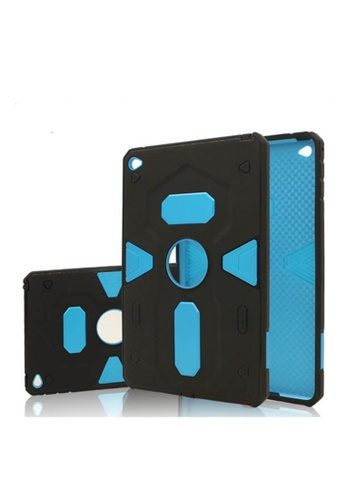 Nadjames black Shockproof Hybrid Case for Apple iPad Mini 4 NA782AC91FVCPH_1