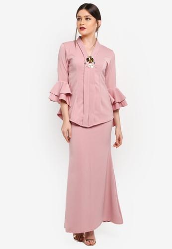 PETRA pink Cara Kebaya PE519AA0SHOYMY_1
