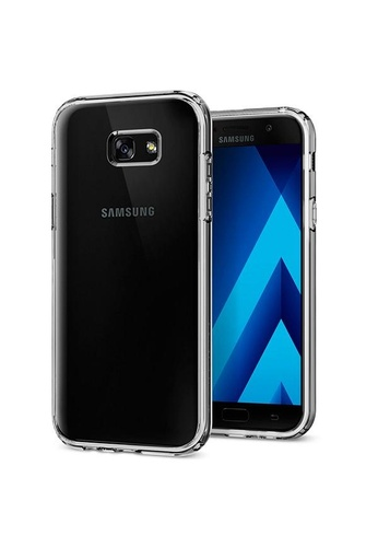 Spigen Spigen Ultra Hybrid Case for Samsung Galaxy A7 - Clear DF084ESA3F87B7GS_1