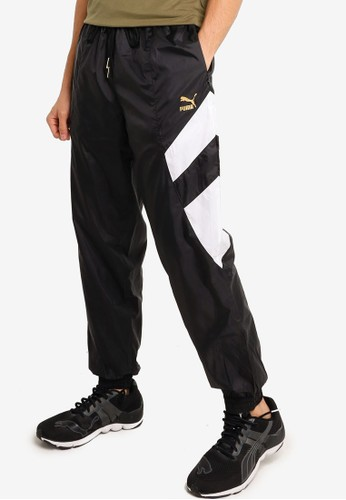 PUMA black Puma Sportstyle Prime Tfs Worldhood Track Pants 24943AAE91CB64GS_1
