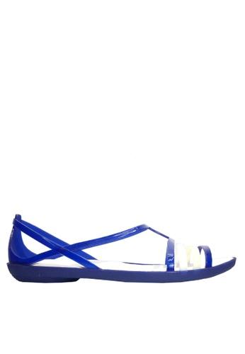 Twenty Eight Shoes 海軍藍色 搭帶果凍雨鞋及沙灘涼鞋 VR1808 8299DSH176341BGS_1