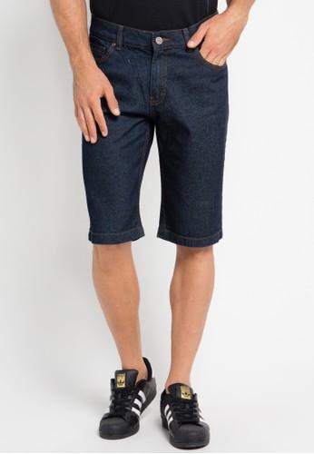 CARVIL black Bermuda Short Pants CA566AA0URFTID_1