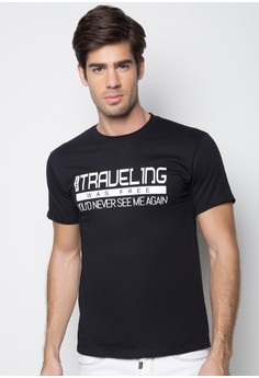 If Traveling Was Free Tee