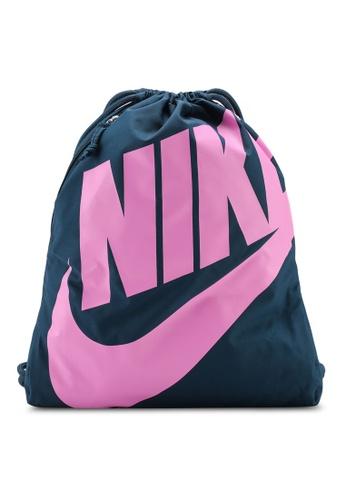 7d69189b6 Shop Nike Nike Heritage Gym Sack Online on ZALORA Philippines