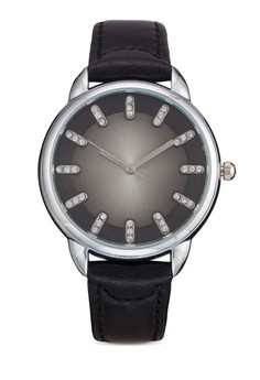 Diamonte Face Watch