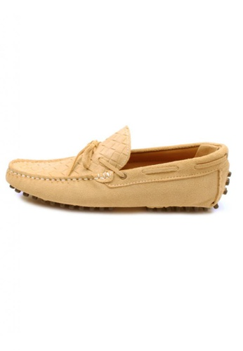 Moley brown Classic Driving Loafers MO329SH57LVISG_1