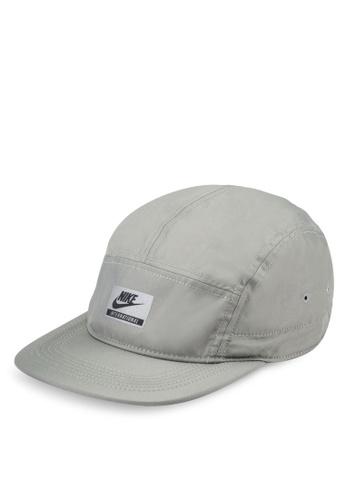 Nike grey Unisex Nike International Cap NI126AC81GDMMY_1