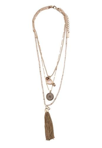 Kerryn 項鍊, 飾品配esprit 面試件, 飾品配件