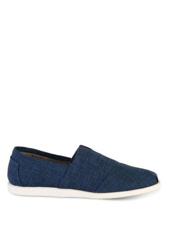 十字紋布懶人鞋,esprit 衣服 鞋, 懶人鞋