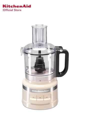 KitchenAid KitchenAid 7-CUP FOOD PROCESSOR 5KFP0719BAC ALMOND CREAM 2A62FHL64836D3GS_1