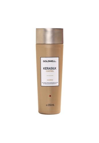 Goldwell GOLDWELL Kerasilk 絲蛋白重塑洗髮露 (毛躁髮質) 250ml (金) D2353BE9EC6499GS_1