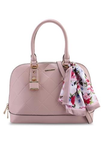 c4791cf069e ALDO pink Handful Dome Bag 90814AC4EF3BCCGS 1