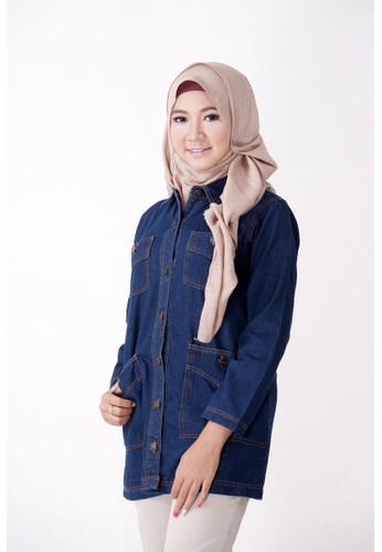 delarosa blue Delarosa Jeans Muslim Type D103 DE250AA45OVMID_1