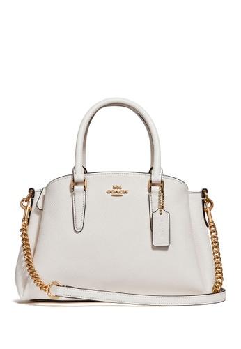 Coach white Mini Sage Carryall Bag (cv) D5B11AC4F2751FGS_1
