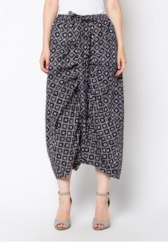 Batik Etniq Craft Mahabharata Pants