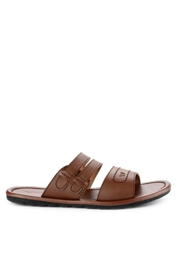 Watchout! Shoes brown Sandals Slip On F9CF8SH9160C06GS_1