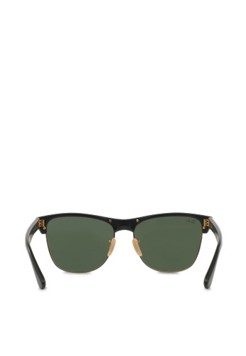 a293cf2a8d50e Buy Ray-Ban Clubmaster Oversized RB4175 Sunglasses Online on ZALORA  Singapore