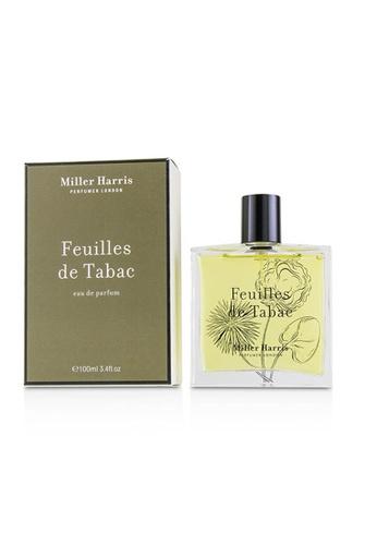Miller Harris MILLER HARRIS - 巴黎菸草男性香水Feuilles De Tabac EDP 100ml/3.4oz 05A1ABE63127D6GS_1