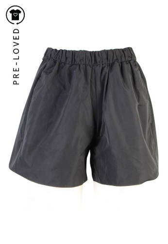 Carven black Pre-Loved carven Black Short 8F0A6AAC234543GS_1