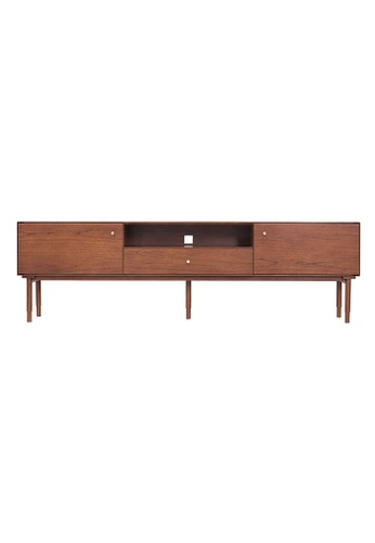 Born In Colour Heim Forrest Walnut  TV Console 1800 BEED0HLA0D1C5DGS_1