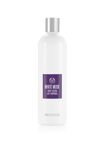 The Body Shop White Musk® Smooth Satin Body Lotion TH455BE20HAHMY_1