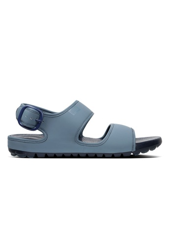 Fitflop blue Fitflop Lido Back-Strap In Neoprene (Sea Blue) 2CAA2SHFE4D5FDGS_1