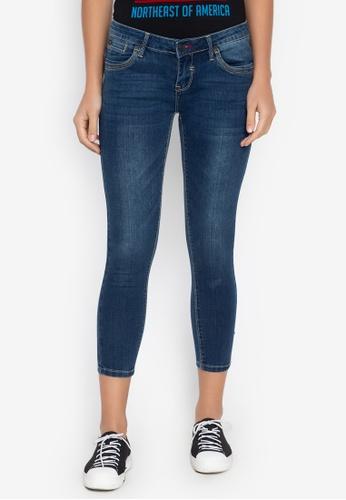f837e461 Shop FUBU Medium Washed Skinny Jeans Online on ZALORA Philippines