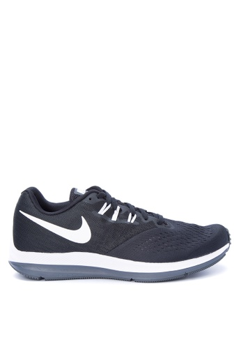 Nike Men S Air Zoom Winflo 4 Running Shoes Online On