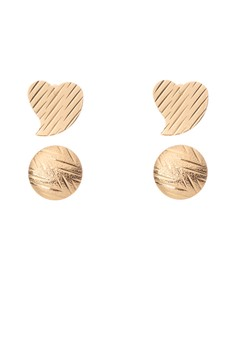 Liz Paris Earrings Set of 2