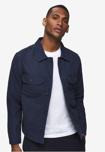 chiaro e distintivo prima clienti prezzi al dettaglio Buy Selected Homme James Worker Jacket Online on ZALORA Singapore