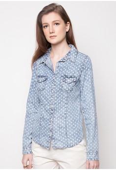 Full Print Long Sleeve Shirt