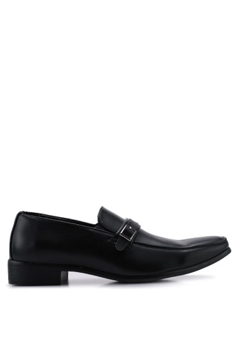 2861bf9cfe4e38 Buy Bata Faux Leather Dress Shoes Online | ZALORA Malaysia