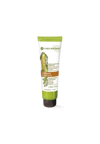 Yves Rocher green Frizzy Hair Smoothing Conditioner 48H - 150ML YV460BE97LLUSG_1