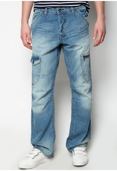 Hendrix Worker Loose Light Jeans