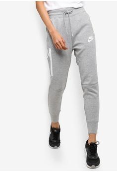 57a6cc359 Nike grey Women s Nike Sportswear Tech Fleece Trousers 7624BAA66D0A83GS 1