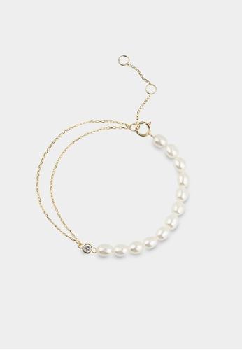monojewelry CHIDI PEARL BRACELET B0FF3AC939792EGS_1