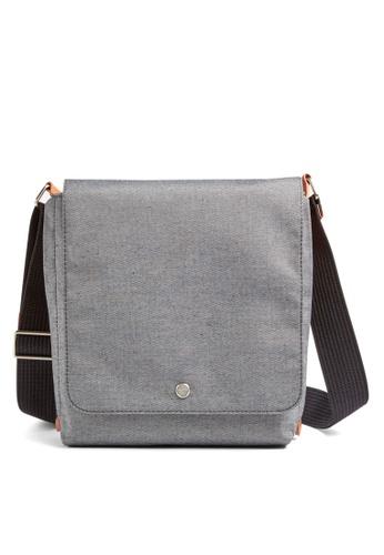 Skagen grey Skagen Gade Grey Sling Bag SMH0251016 BEBB1ACCD0EA6AGS_1