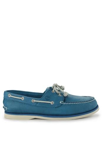 Timberland blue Classic Boat 2 Eye 3175FSH4432B9EGS_1