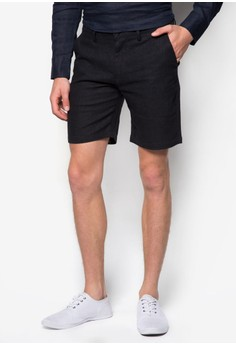 Nt- Linen Shorts
