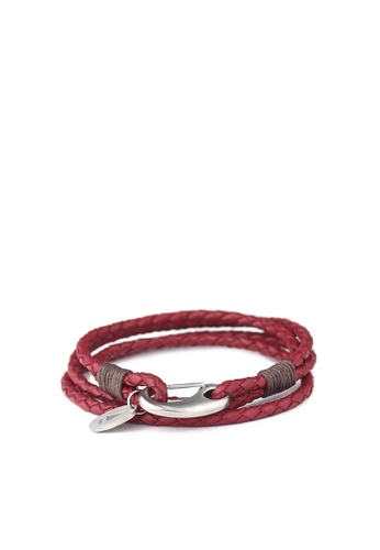 Gnome and Bow red Ralph Bracelet CC395ACDE58720GS_1