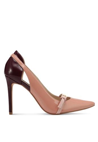 ZALORA pink Classic High Heels 931D4SH3A833ABGS_1