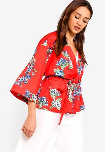 feaf487318 Buy ZALORA Kimono Cardigan Online on ZALORA Singapore