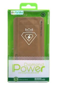 Diamond 6000mAh Powerbank