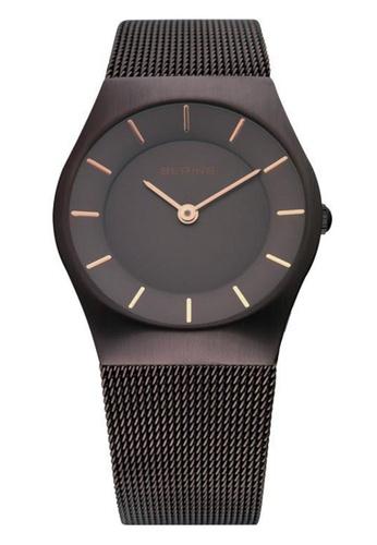 Bering brown Classic 11930-105 Brown 30 mm Women's Watch 4ED76ACBBE54E4GS_1
