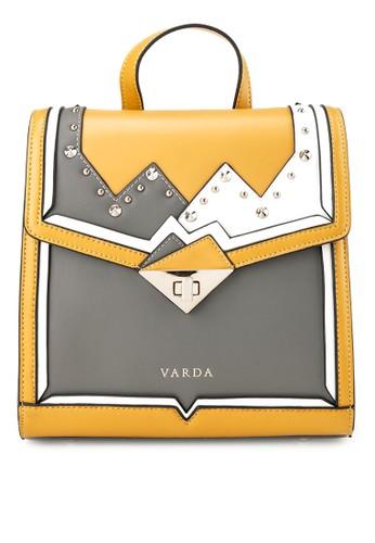 VARDA yellow Suzana E614DAC7B81EE4GS_1