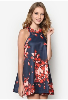 Flutter Hearts Dress